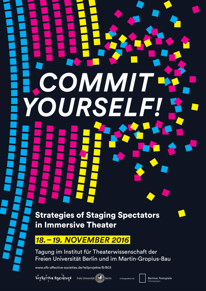 Poster: Commit Yourself!