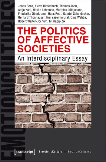 The Politics of Affective Societies (Cover)