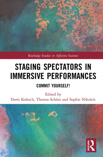 Staging spectators in immersive performances (Cover)