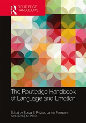 The Routledge Handbook of Language and Emotion (Cover)