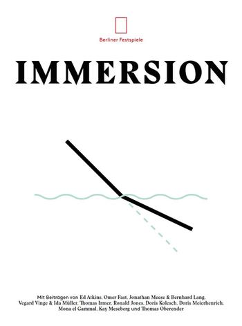Immersion (Cover)