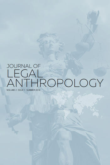 Journal of Legal Anthropology (Cover)