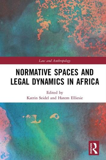 Normative Spaces and Legal Dynamics (Cover)