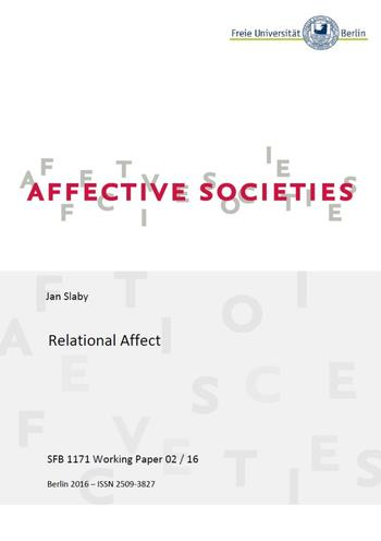 Relational Affect (Cover)