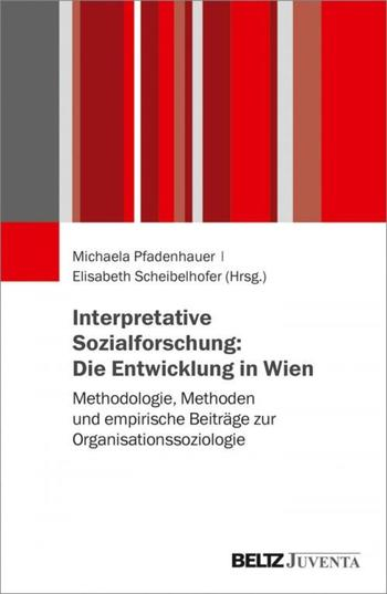 Interpretative Sozial- und Organisationsforschung (Cover)
