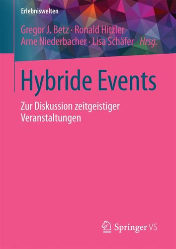 Hybride Events (Cover)