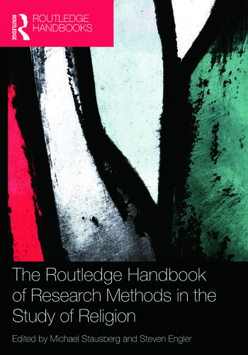 The Routledge Handbook of Research Methods in the Study of Religion (Cover)