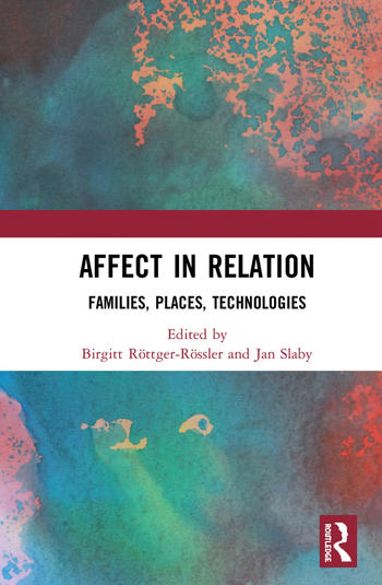 Affect in Relation (Cover)