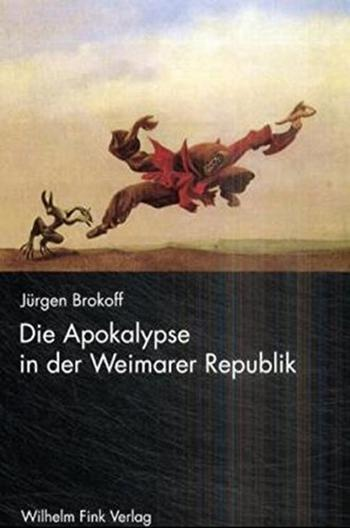 Die Apokalypse in der Weimarer Republik (Cover)