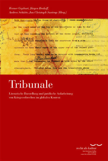Tribunale (Cover)