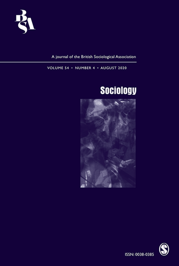Sociology (Cover)